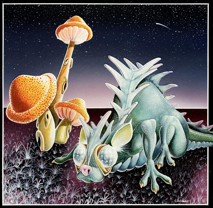 Cliff's Fantasy Creatures