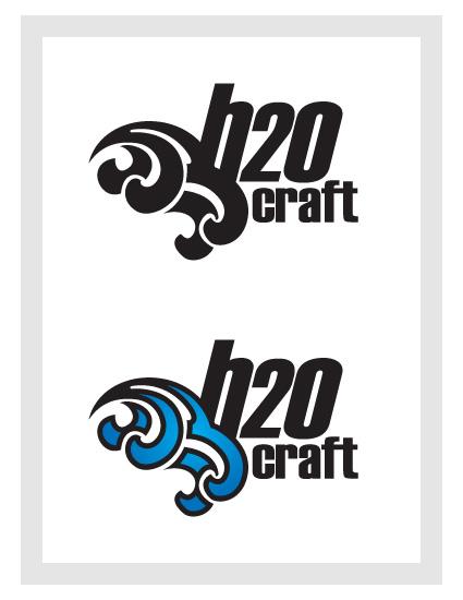 H20 Craft Logo Idea
