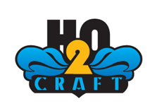 H2O Craft Logo