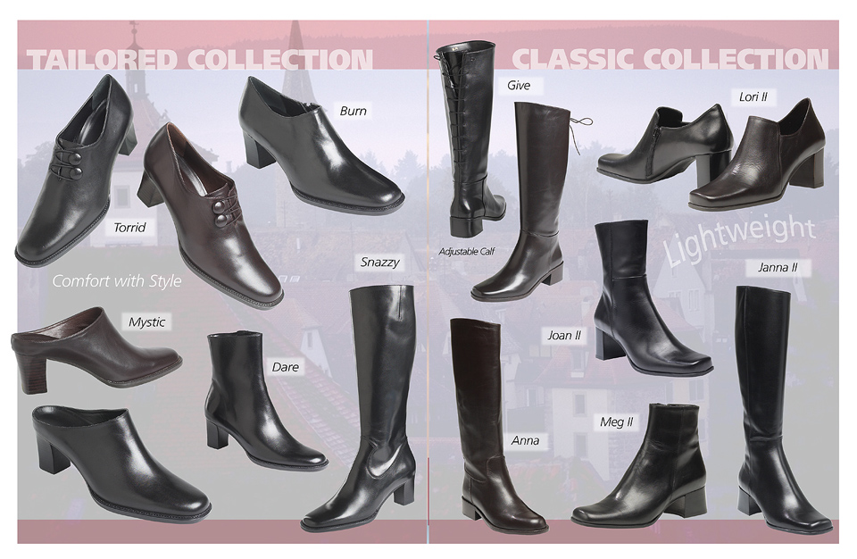 50a89d7101 Sudini Shoes Fall 2003 Catalog – Cliff Schinkel Design