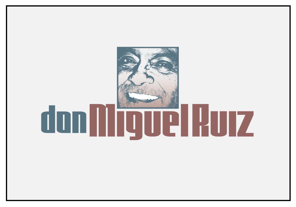 Don Miguel Ruiz Logo Designs