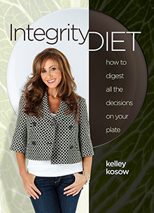 Integrity Diet Book Cover