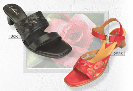 Sudini Shoes Spring 2003 Catalog