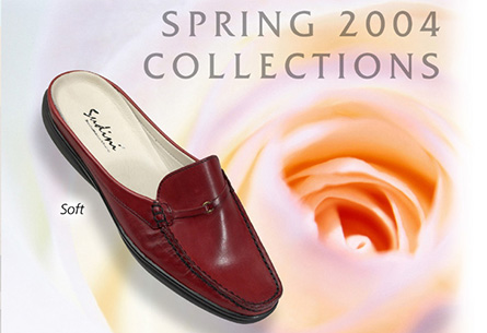 Sudini Shoes Spring 2004 Catalog