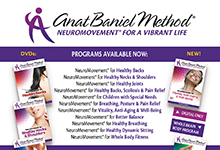 Anat Baniel Method Handout