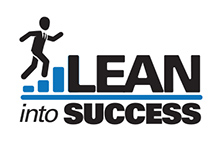 Lean Into Success Logo