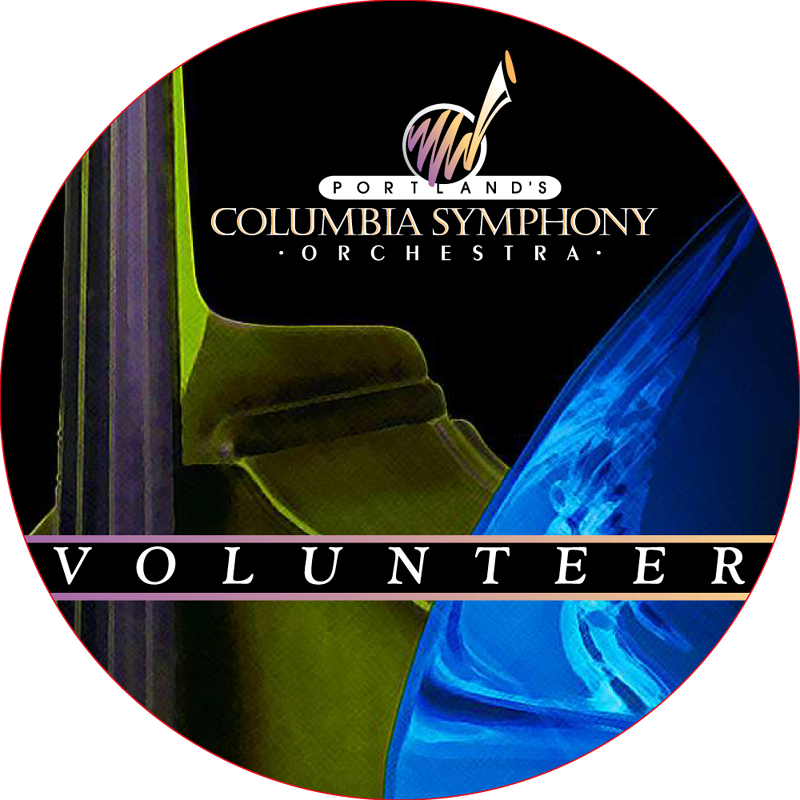 Columbia Symphony Orchestra Button