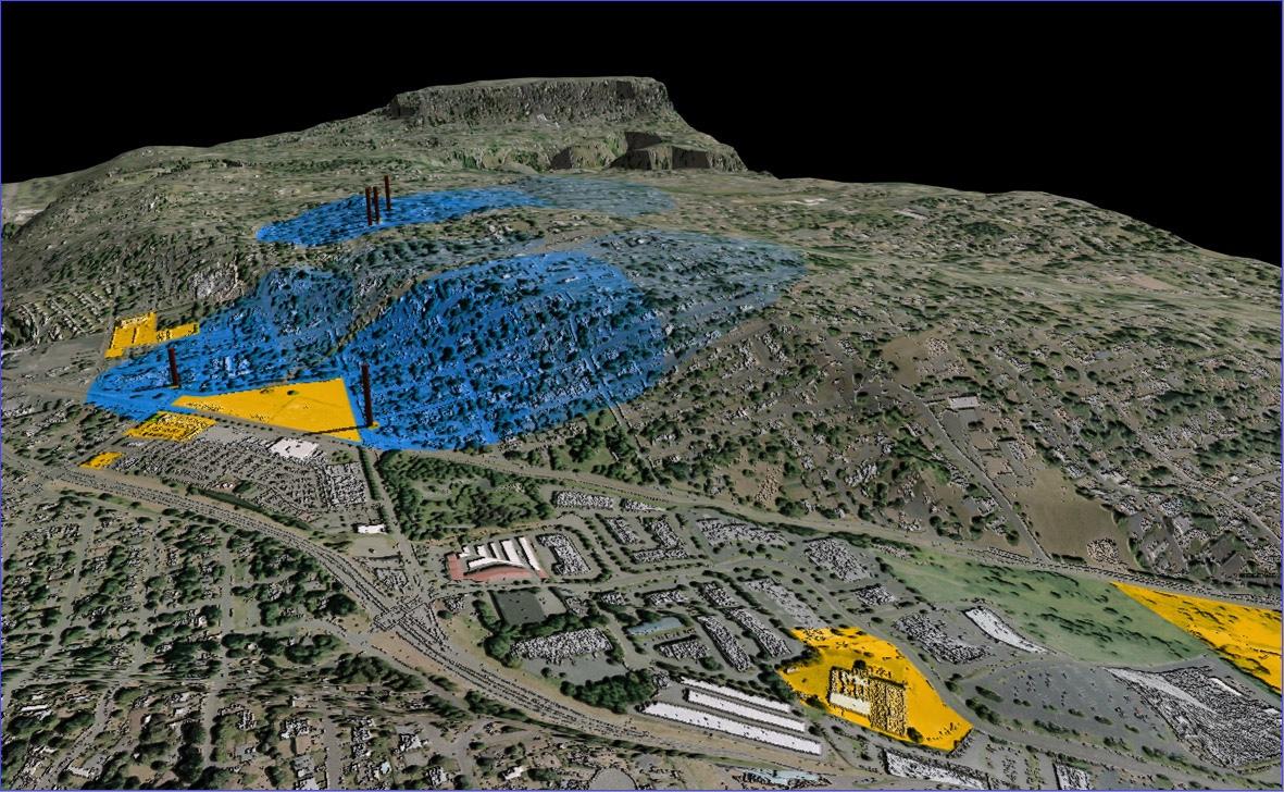 Bullivant Hauser Bailey Milwaukie Watershed Legal Visualization