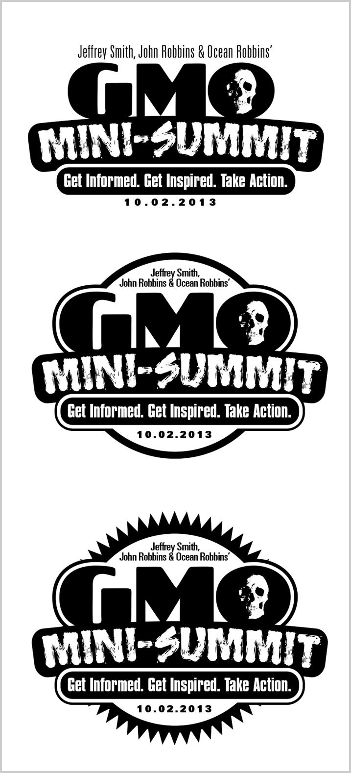 Food Revolution GMO Mini-Summit Logo