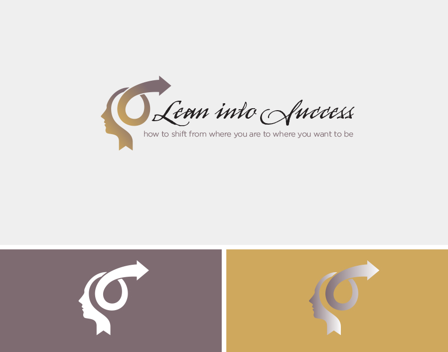 Bonnie Seitzinger Lean Into Success Logo
