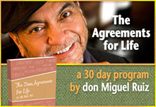 New Agreements for Life Affiliate Banners