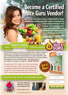 Juice Guru Vendor