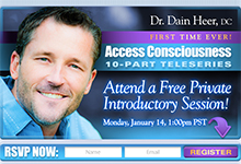 Access Consciousness Teleseries