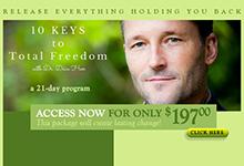 Ten Keys to Total Freedom