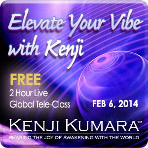 Kenji Kumara Elevate Your Vibe Banners