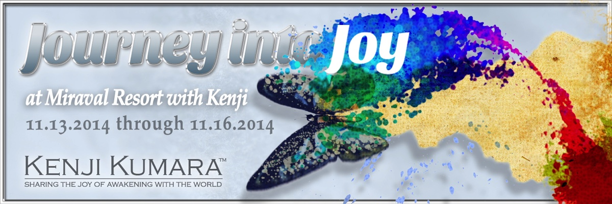 Kenji Kumara Journey to Joy Web Banners