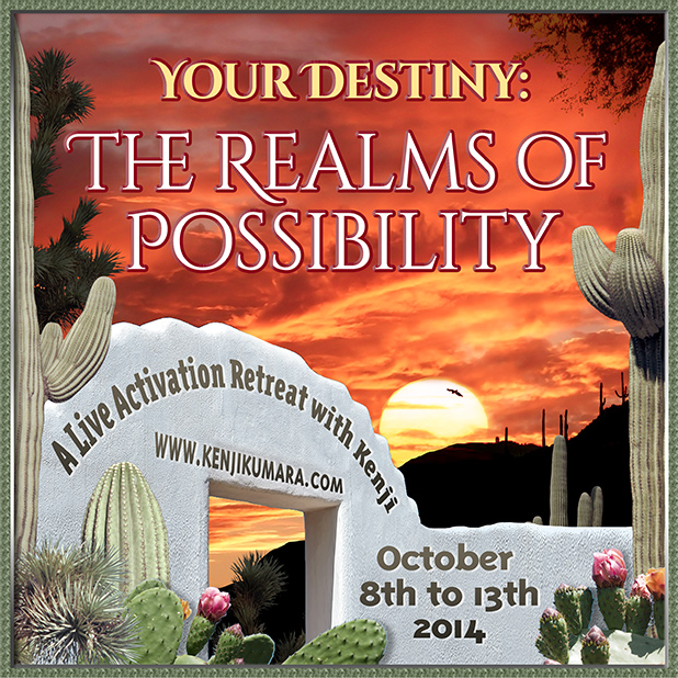 Kenji Kumara The Realms of Possibility Banners