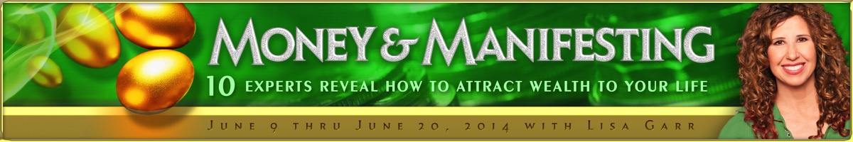 The Aware Show Money and Manifestation Summit I Web Banners