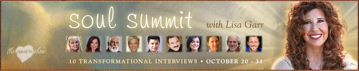 The Aware Show Soul Summit Web Banners