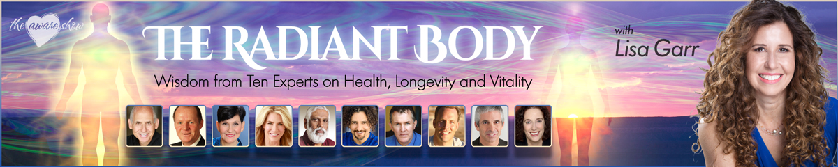 The Aware Show Radiant II Body Summit Banners