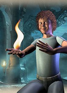 The Magic Lantern Characters