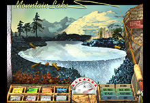 Fly Fishing Game Interface