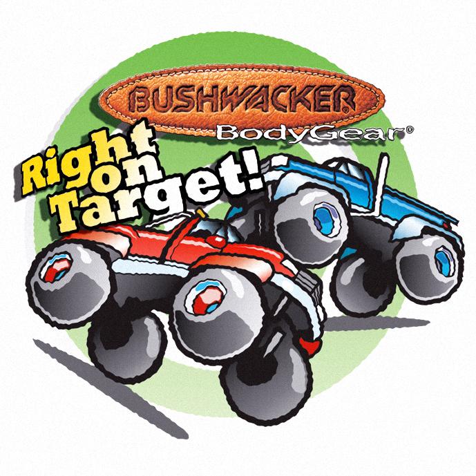 Bushwacker Fender Flares T-Shirt