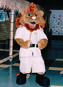 Safari Sam Mascot