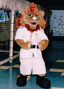 Safari Sam Mascot