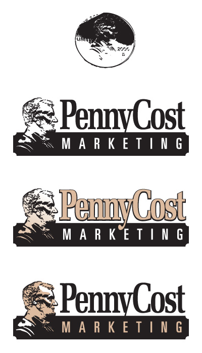 PennyCost Marketing Logo