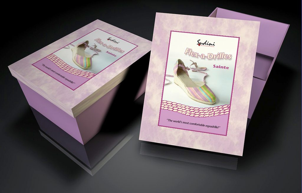 Sudini Flex-a-Drilles Shoe Box
