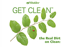 Shaklee Get Clean Postcards