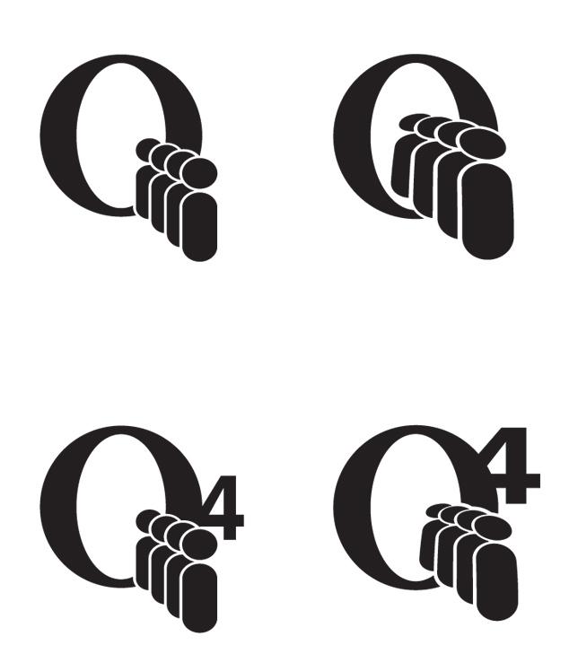 Q4 Consulting Group Logo Design