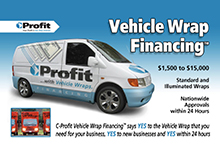 Vehicle Wrap Financing
