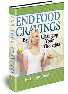 End Food Cravings Book Cover