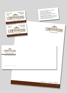 UBFinancing Stationery