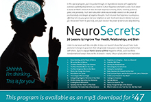 NeuroSecrets Program Page