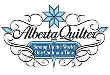 Alberta Quilter Logo