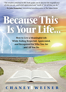 Because This Is Your Life Book Cover