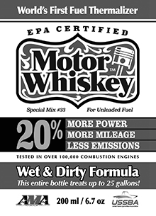Motor Whiskey Labels