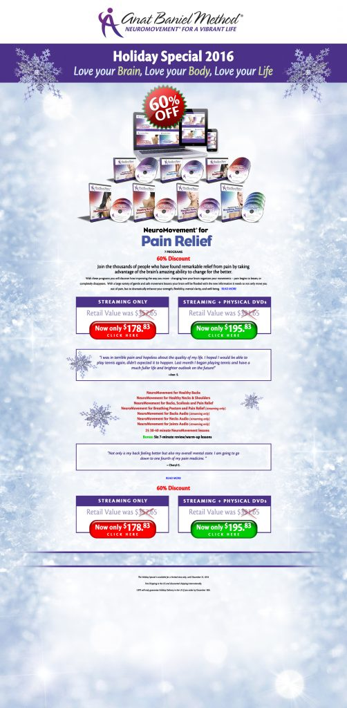 Anat Baniel Method Holiday Squeeze Pages