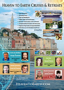 Croatia Cruise Flyer