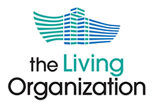The Living Organization Logo