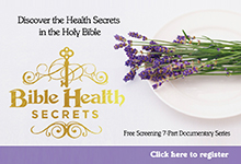 Bible Health Secrets Ads