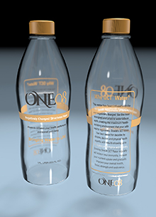 One08 QCT Living Water Bottle