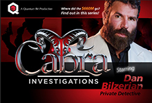Cabra Investigations Scroll