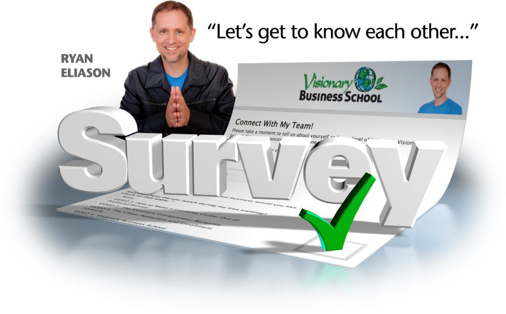 Visionary Business Mastery Sales Graphics