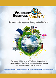 Visionary Business Mastery Brochure