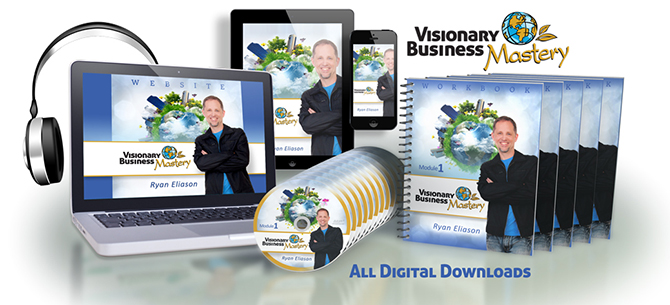 Visionary Business School Squeeze Page