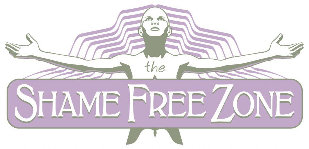 Shame Free Zone Logo